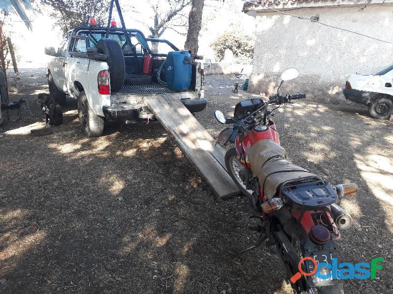 Auxilio para motos 24 horas