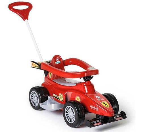 Andador Caminador Ferrari F1 Full Con Sonidos Calesita 937