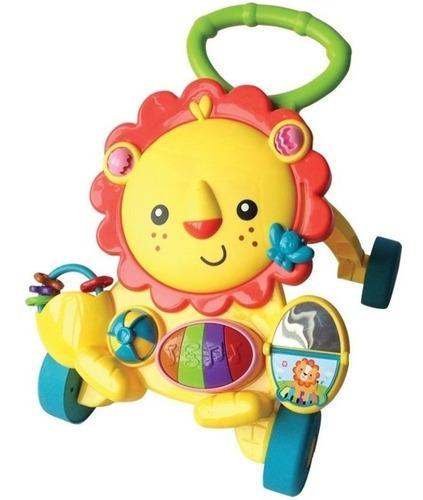 Andador Caminador Leon O Elefante Con Luz Y Sonido Zippy Toy