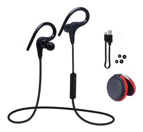 Auriculares Bluetooth In Ear Manos Libres Deportivos Estuche