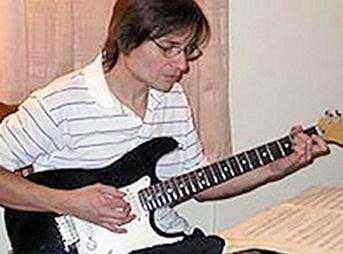 Clases de Guitarra Electrica -Metodo Berklee- Via
