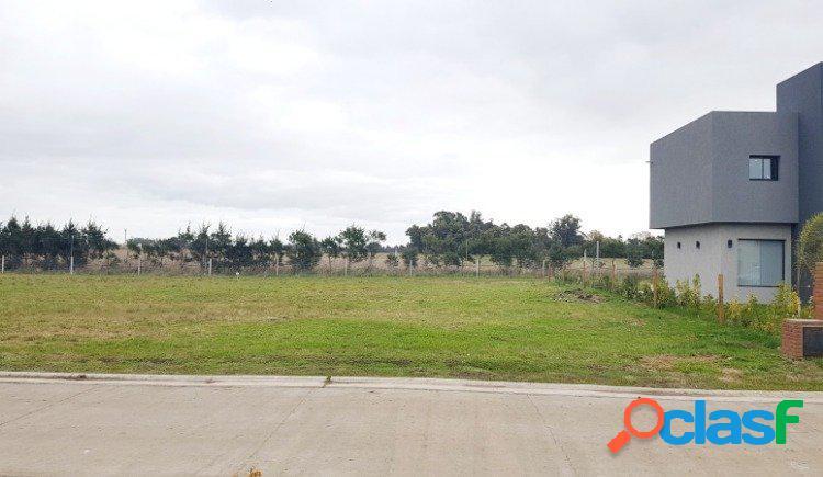 LOTE EN BARRIO PRIVADO TIERRAS DEL MAR, RUTA 2. KM 396