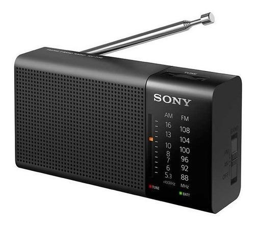 Nueva Sony Icf-p36 Radio Am/fm De Bolsillo La Mejor Sintonia