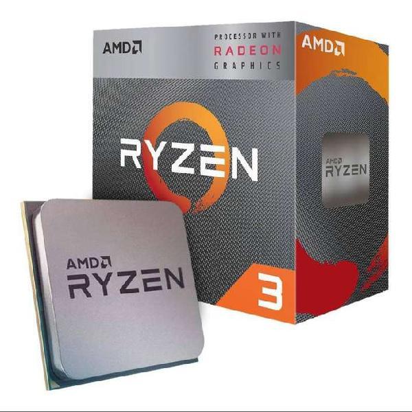 VENDO PC GAMER RYZEN 3 3200G