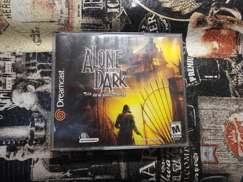 Alone In The Dark - Original - Dreamcast