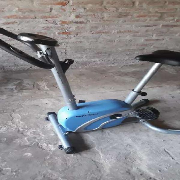 Bicicleta fija semi nueva