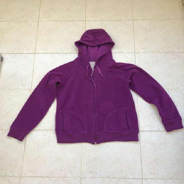 Campera Polar Mujer Talle S. Impecable