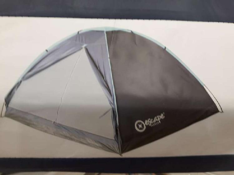Carpa Iglu Dome Pack 6 Escape Base 2,40 X 2,10 Altura 1,30