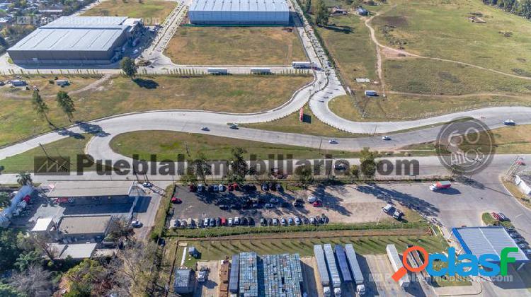 Terreno en Venta Parque Industrial-Tigre