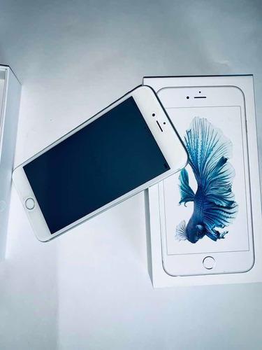 iPhone 6 S Plus Silver. 64gb Liberado De Fábrica Con Caja