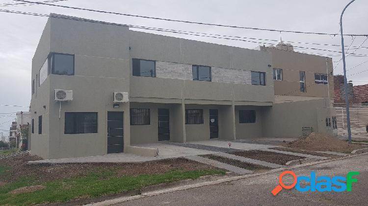 Duplex en venta a estrenar en Punta Mogotes