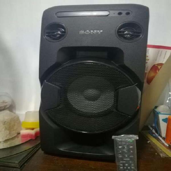 Equipo Audio Sony