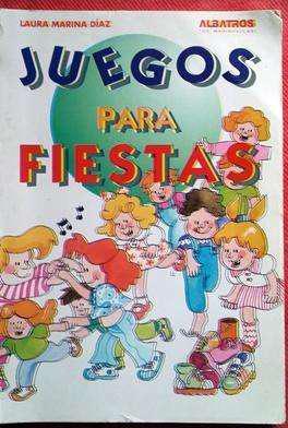JUEGOS PARA FIESTAS LAURA MARINA DÍAZ
