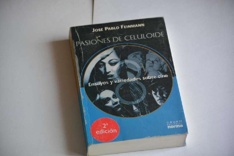 José Pablo Feinmann: Pasiones de celuloide.