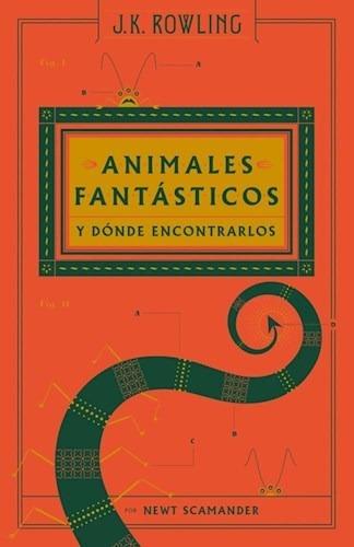 Libro Animales Fantasticos Y Donde Encontrarlos De J.k. Rowl