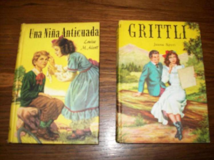 Libros infantiles de la colección Robin Hood e Iridium