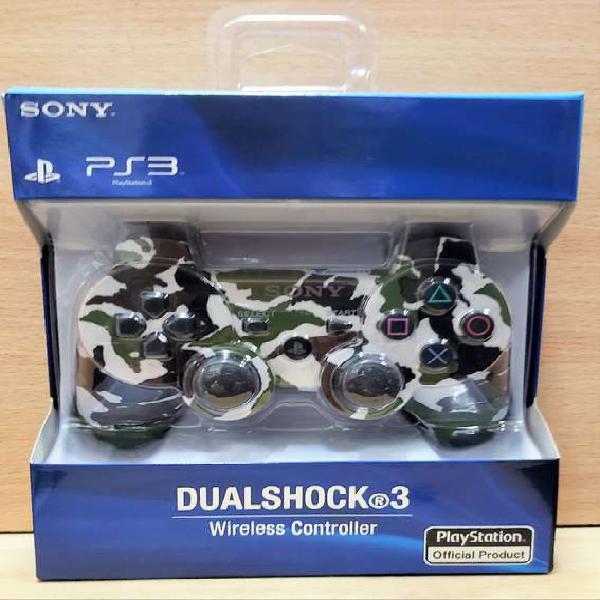 Playstation Joystick Ps3 Sony Dualshock Original Blister