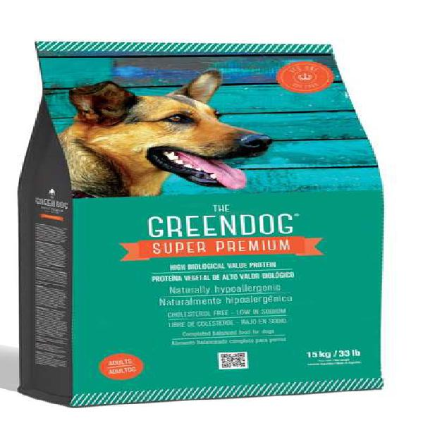 The Green Dog Adulto x 15 kg