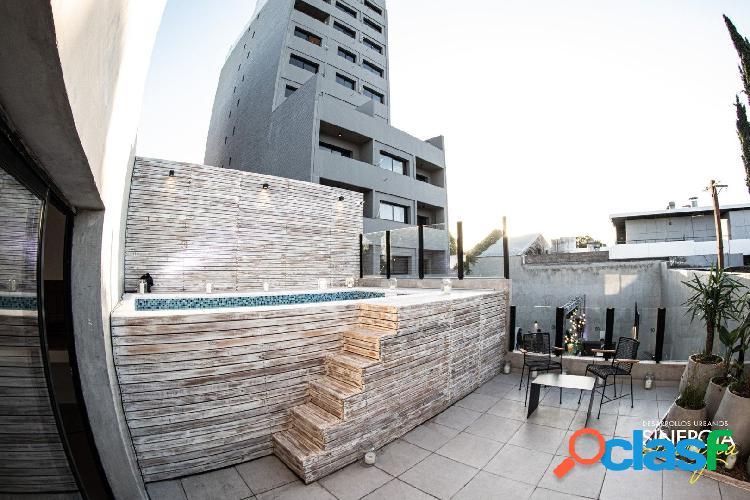 Venta Monoambiente con balcón al frente - AMENITIES