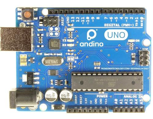 Arduino Uno R3 Neutral Con Cable Usb Atmega328 Ptec