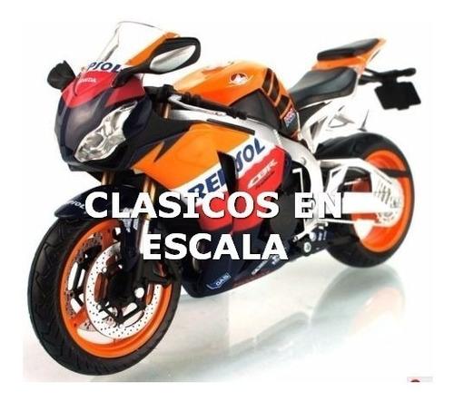 Honda Cbr rr  Repsol - Muy Grande - Moto New Ray 1/6