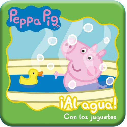 Peppa Pig Libro Para El Agua Con Sonido - Guadal