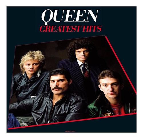 Queen Greatest Hits Edicion  Vinilos Nuevos Import.