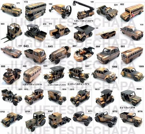 Sacapuntas Auto Miniatura Die Cast X5 Metal Varios Modelos