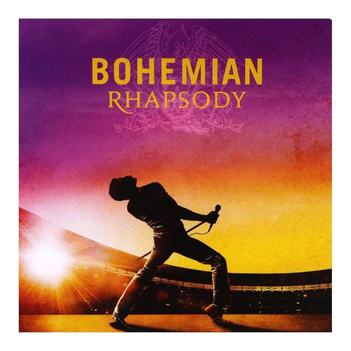 Soundtrack Queen Bohemian Rhapsody Cd Nuevo Original Stock