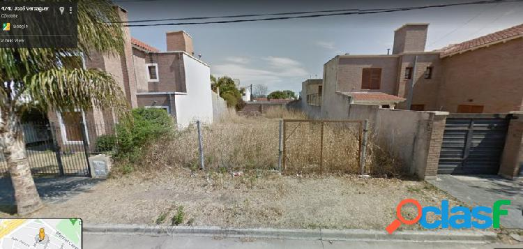 Vendemos lote de 300 mts en Villa Centanario, pegado a Cerro