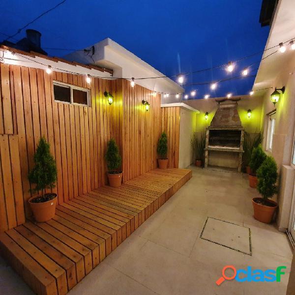 Venta PH 3 ambientes RECICLADO en B° Chauvín!