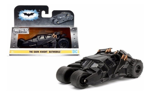 Auto Batman The Dark Knight Batmovil  Escala 1:32