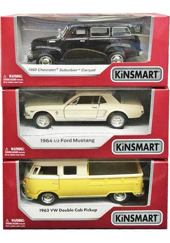 Auto Colección Kinsmart Metal Modelo New Original Bigshop