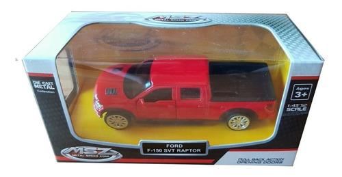 Auto De Coleccion Ford F-150 Svt Raptor 1:46 Msz