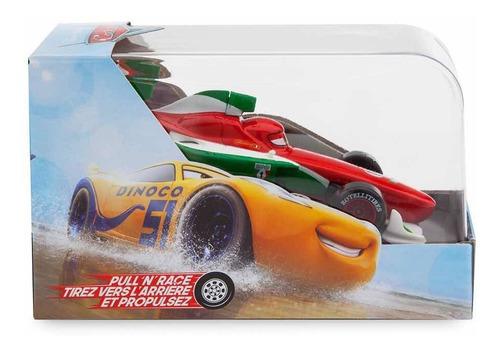 Francesco Bernoulli - Pull N Race Die Cast Cars Disney 1:43