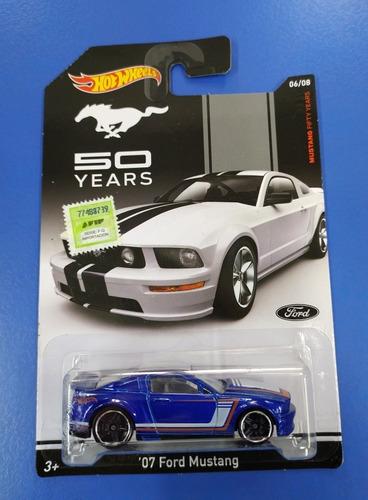Hot Wheels Ford Mustang' Aniversario Original