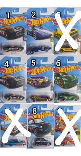Hot Wheels Original Autos Surtido  Ariel Distribuciones