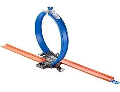 Hot Wheels Track Builder System Loop En Lanus