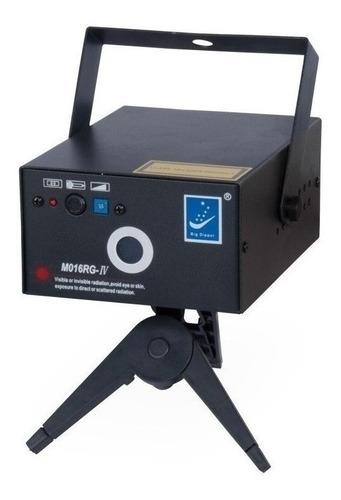 Laser M016rg-4 Big Dipper Efecto Dj Rojo Verde Audiorítmico