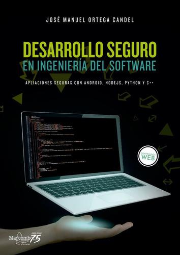 Libro Desarrollo Seguro En Ingeniería Del Software.