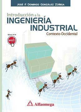 Libro Introducción A La Ingeniería Industrial
