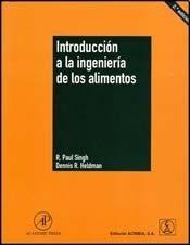 Libro Introduccion A La Ingenieria De Los Alimentos 2 Ed D