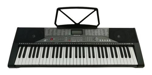 Teclado Organo Musical 61 Teclas Bluetooth Meike Mk