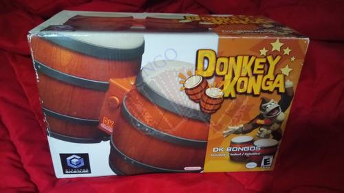 Dk Bongos (donkey Konga) Control / Nintendo Gamecube / Wii