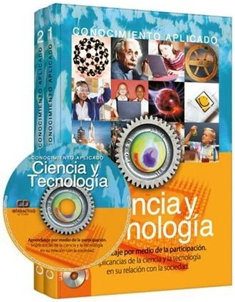 Libro: Conocimiento Aplicado Ciencia Y Tecnología 2 Ts