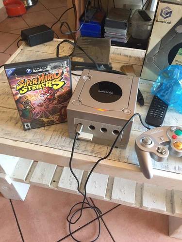 Súper Mario Strikers Nintendo Gamecube