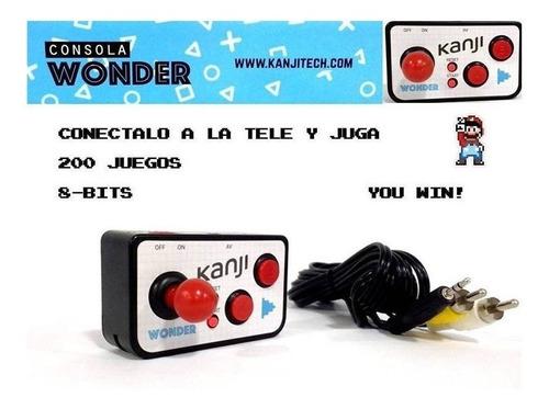 Consola Kanji Wonder- Aj Hogar
