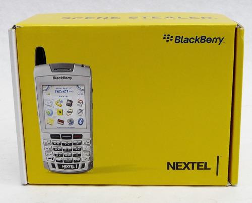 Iden Nextel Blackberry Ruged  En Caja i Solo Radio