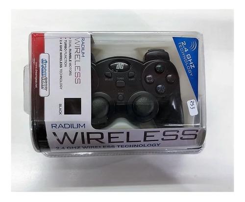 Joystick Ps3 Inalámbrico Wireless Por Rf Dreamgear