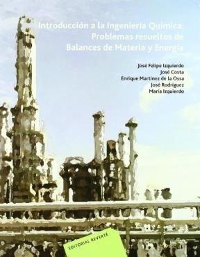 Libro Introduccion A La Ingenieria Quimica De J. F. Izquierd